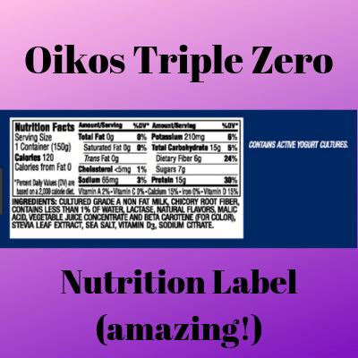 oikos triple zero macros