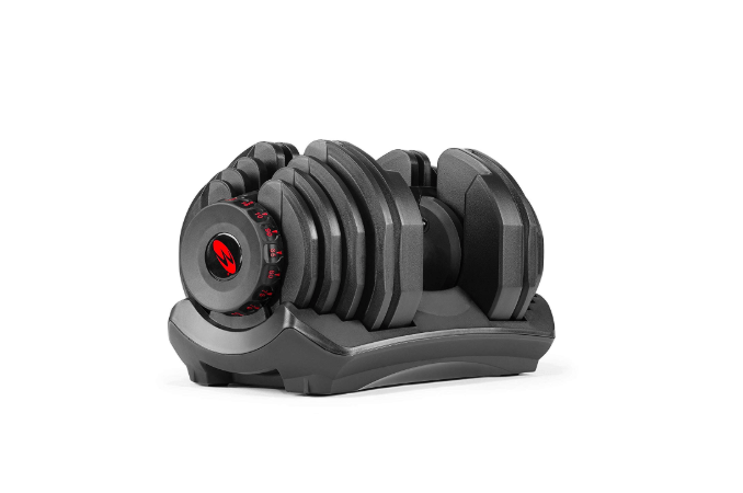 bowflex select-tech 1090 adjustable dumbbells
