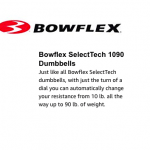 Bowflex Select-Tech 1090 Review