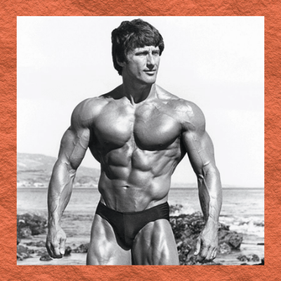 frank zane in his prime