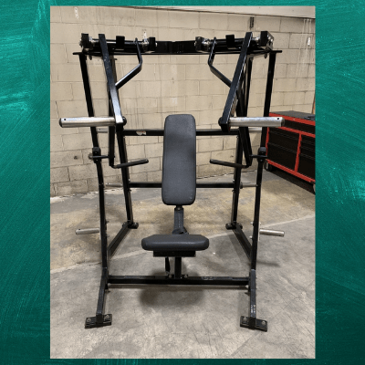 hammer strength decline press