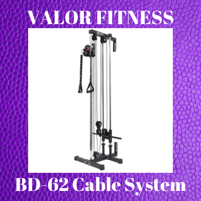 Valor Fitness BD-62 Review – An Ideal Home Cable System