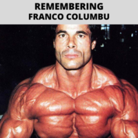 Remembering the Sardinian Strongman: Franco Columbu