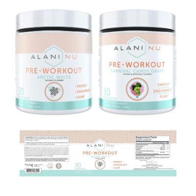 Alani Nu Pre-Workout Review – Rating 5 Different Flavors