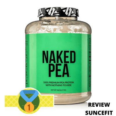 Naked Nutrition Pea Protein: Benefits, Pros, and Cons