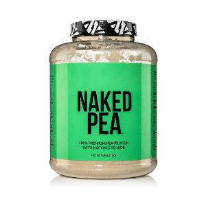 naked nutrition pea