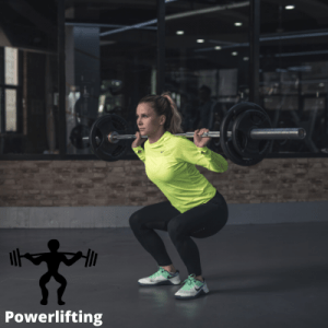 getting started with women's powerlifting